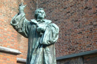 The Luther Monument